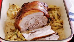 Pork & Fennel Roast